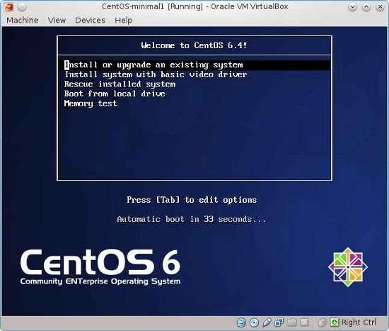 CentOS Linux 1