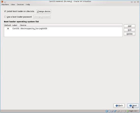 How to install Linux - CentOS minimal install - GeekPeek Net