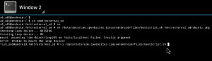 LinuxOnAndroid 8