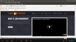 LinuxOnAndroid 13