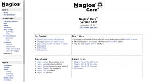 Nagios Core 4.0.0