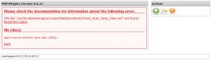 Pnp4Nagios XML file not found Error