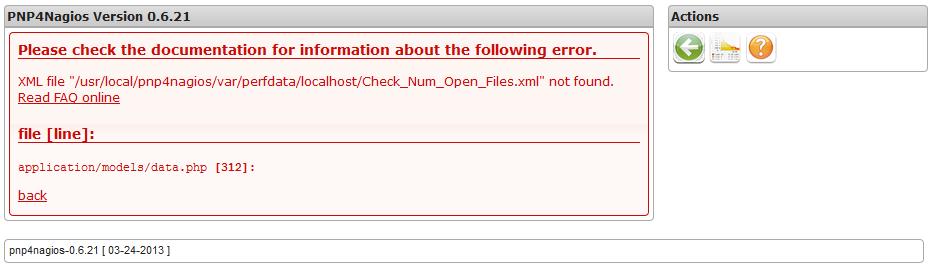pnp4nagios-graph-error