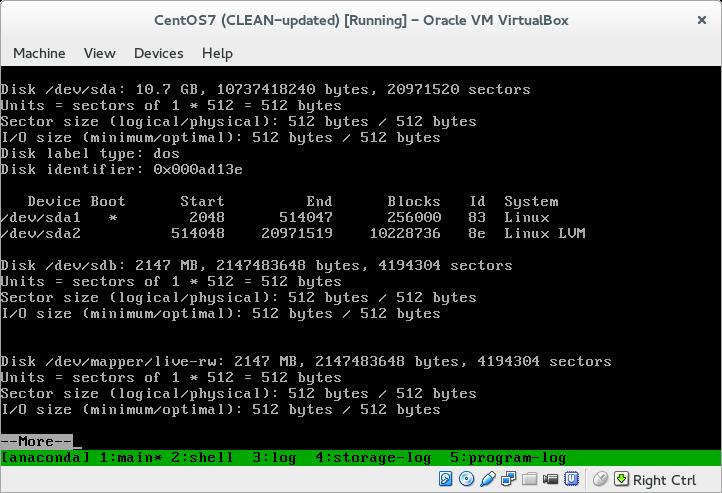 Increase Root Partition Size - LVM - CentOS - GeekPeek Net