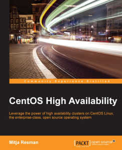 My Book about High Availability on CentOS