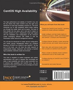 CentOS High Availability by Mitja Resman