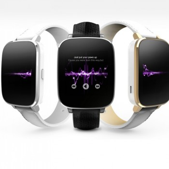 Zeblaze Crystal Smart Bluetooth Watch looks beautiful