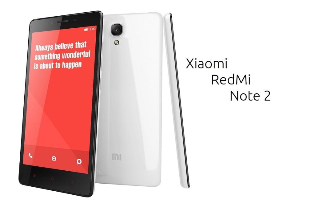 XiaoMi is Hot - Xiaomi RedMi Note 2