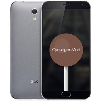 Lenovo ZUK Z1 with Cyanogen OS 12.1